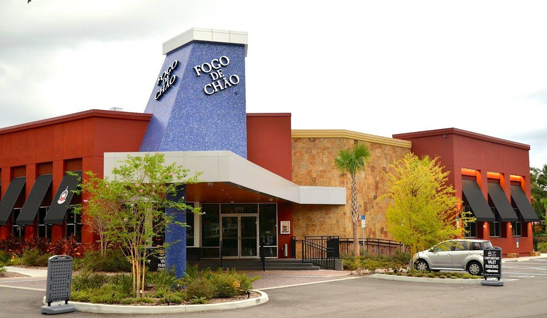 Restaurante Fogo de Chão em Orlando