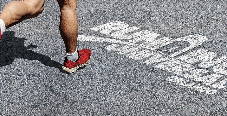Corrida com personagens na Universal Orlando: Running Universal Epic Characters Race