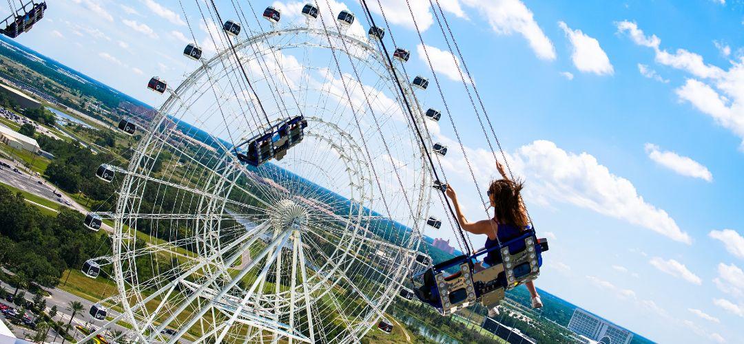 Ingressos e combos do ICON Park Orlando: Starflyer