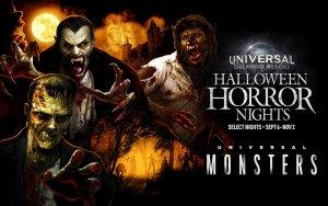 Atrações do Halloween na Universal Orlando em 2019: Universal Monsters