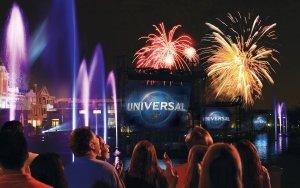 Onde assistir aos fogos de artifício de 4 de julho em Orlando: parque Universal Studios