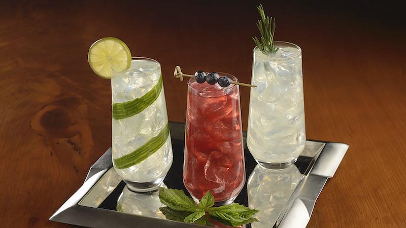 Lounge da Bela e a Fera no Disney's Grand Floridian em Orlando: bebidas