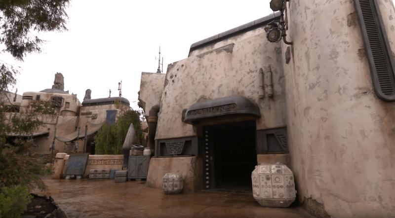 Droid Depot na Star Wars Land da Disney Orlando: Black Spire Outpost