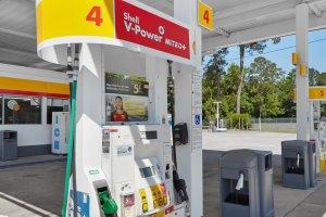 Como abastecer o carro em Orlando: bomba de gasolina Shell