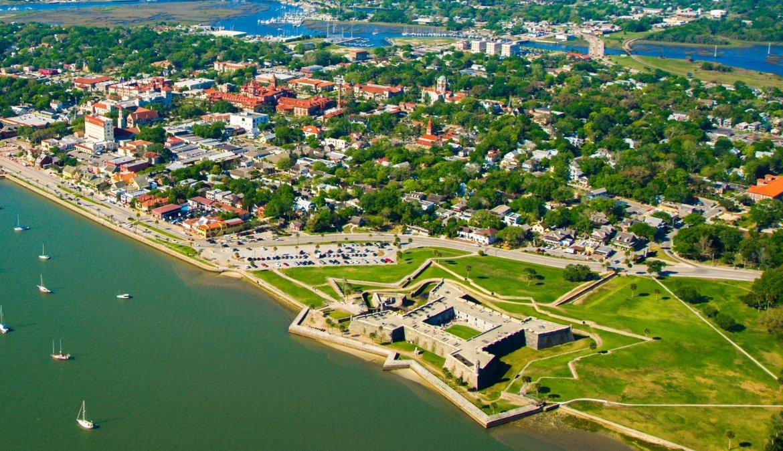 Onde ficar em Saint Augustine