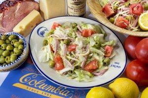 Restaurantes em Saint Augustine: comida no Columbia Restaurant