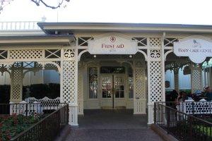 O que fazer se ficar doente em Orlando: enfermaria First Aid