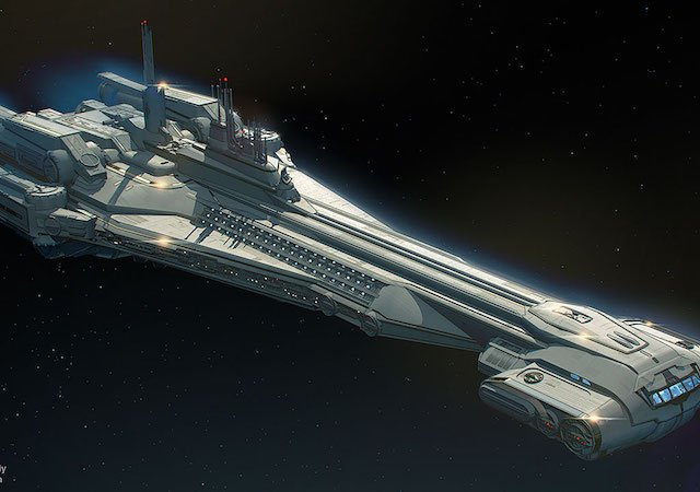 Hotel Star Wars: Galactic Starcruiser na Disney Orlando: Halcyon