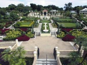 Lakeland na Flórida: Hollis Garden