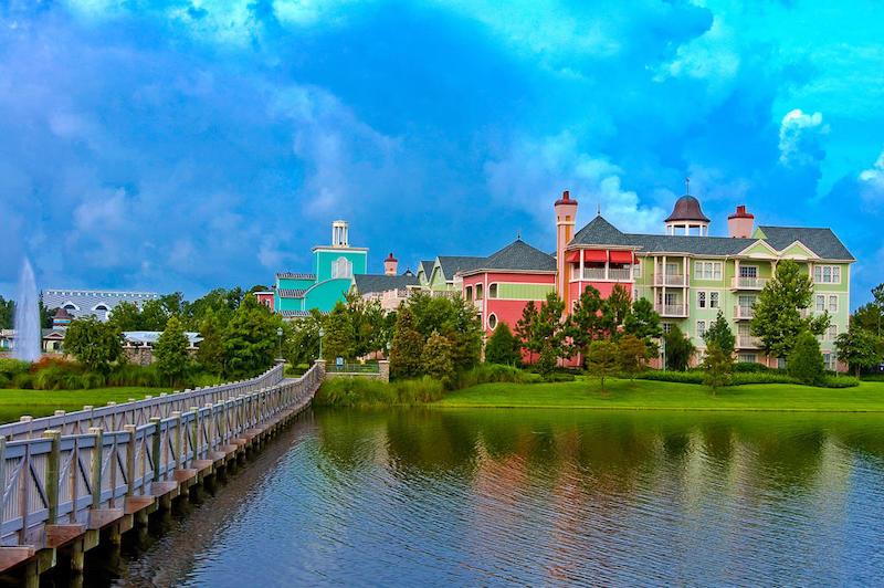 Descontos em hotéis na Disney Orlando em 2020