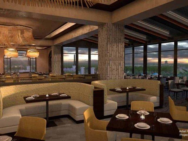 Restaurante Topolino's Terrace – Flavors of Riviera na Disney Orlando