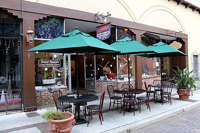 Restaurantes em Saint Augustine: La Herencia Cafe