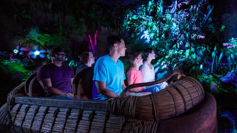 Disney After Hours em Orlando em 2019 e 2020: Na'vi River Journey