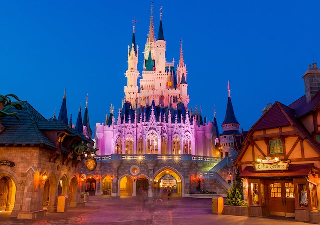 Disney After Hours em Orlando em 2019 e 2020: parque Magic Kingdom da Disney Orlando