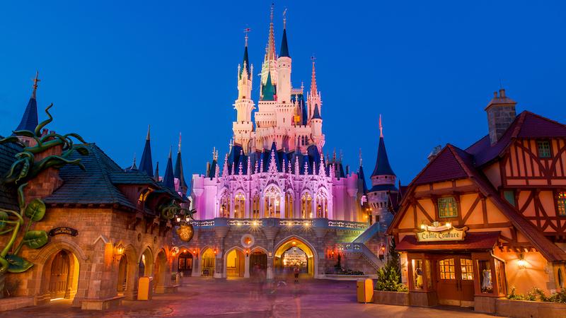 Disney After Hours em Orlando em 2019 e 2020: parque Magic Kingdom da Disney Orlando