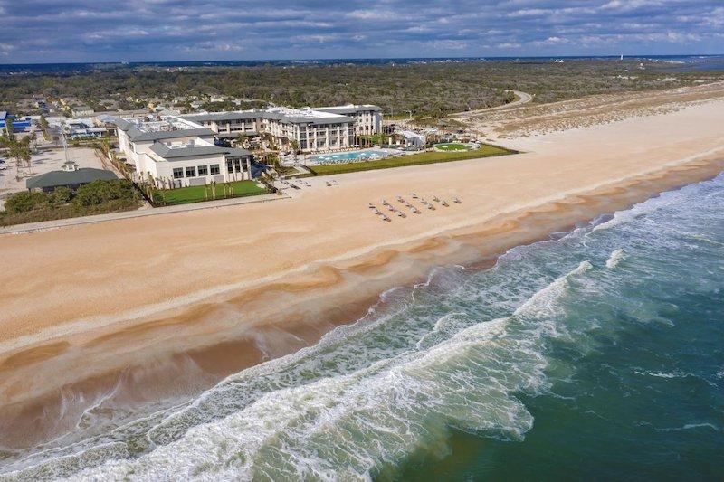 Praias em Saint Augustine: Saint Augustine Beach