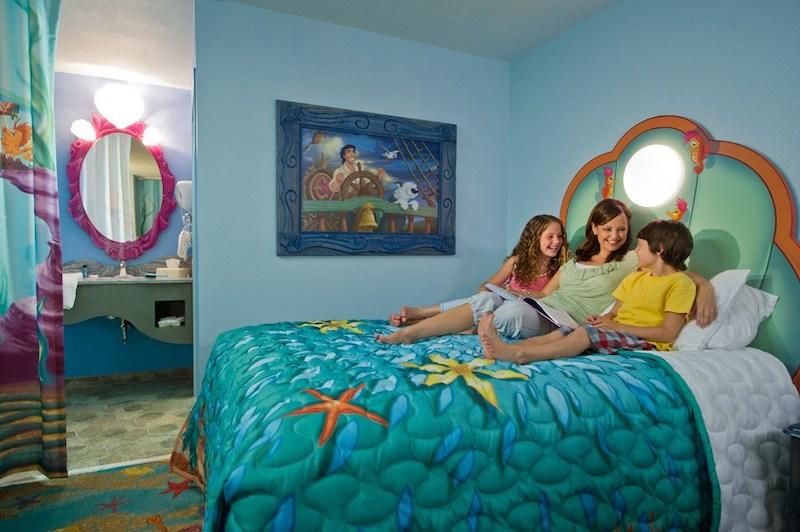 Descontos em hotéis na Disney Orlando em 2020: hotel Disney's Art of Animation