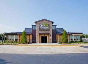 Restaurantes italianos em Orlando: restaurante Olive Garden