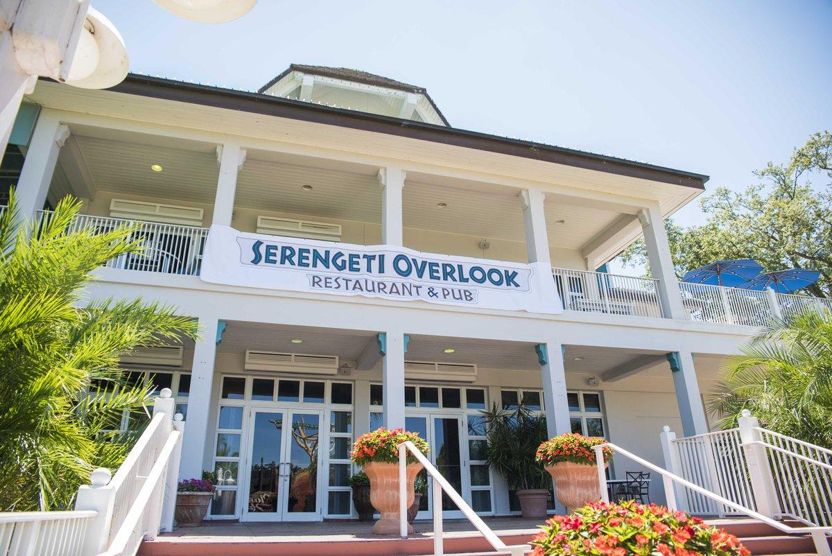 Parque Busch Gardens em Tampa: Serengueti Overlook Pub