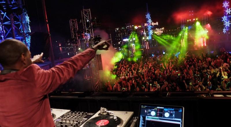 Festa de Réveillon EVE na Universal CityWalk em Orlando: ingressos