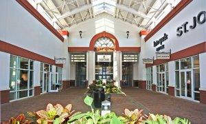 Compras em Saint Augustine: lojas em St. Augustine's Indoor Mall