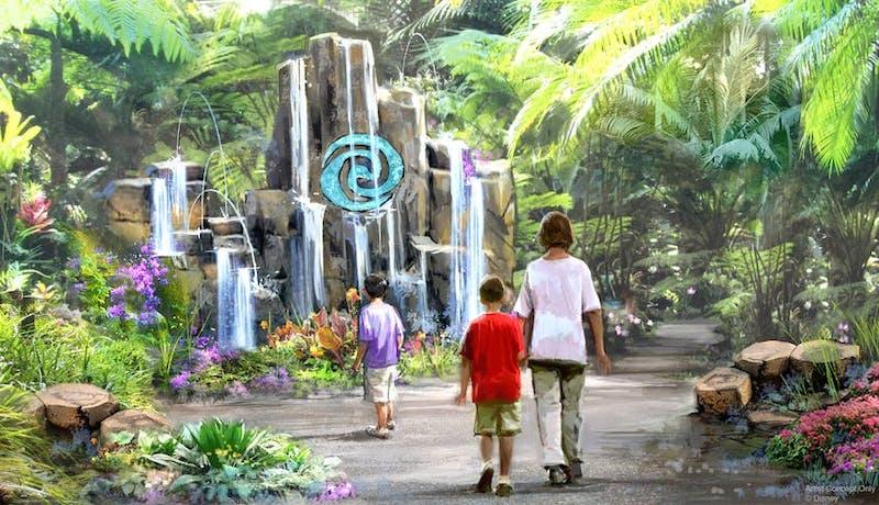 Novidades no Epcot da Disney Orlando Journey of Water na World Nature