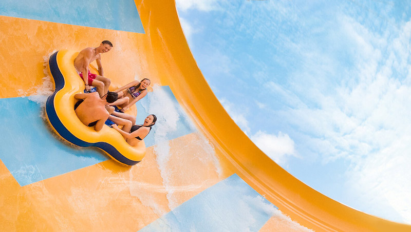 Parque Adventure Island Tampa Orlando: Solar Vortex