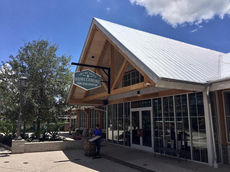 Melhores restaurantes para brunch na Disney Springs em Orlando: Chef Art Smith's Homecomin'