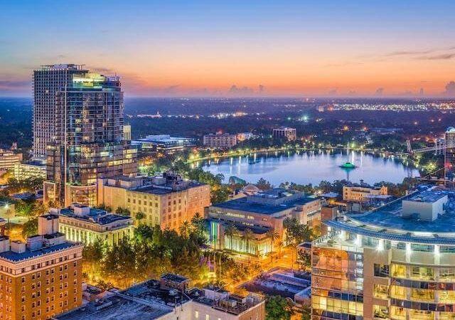 Como enviar dinheiro para Orlando