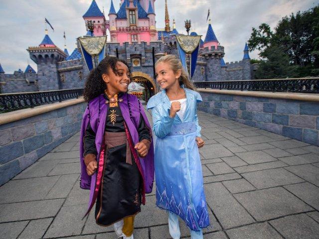 Experiências de Frozen 2 na Disney Orlando
