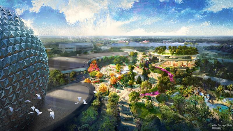 Novidades no Epcot da Disney Orlando: World Nature