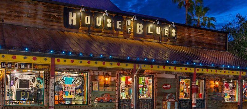 Melhores restaurantes para brunch na Disney Springs em Orlando: House of Blues Restaurant & Bar