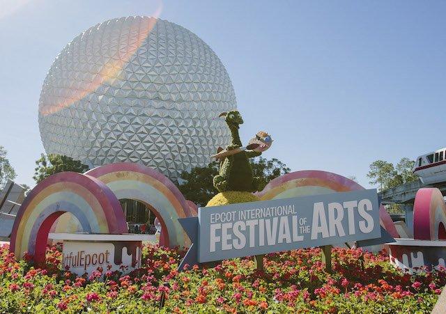 Epcot International Festival of the Arts 2020 na Disney Orlando