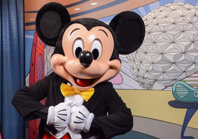Onde encontrar o Mickey no Epcot da Disney Orlando