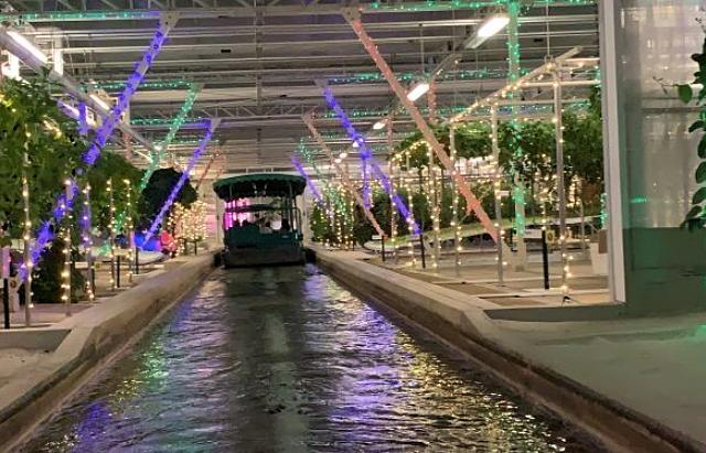 Living with the Land: Merry and Bright Nights no Epcot da Disney Orlando