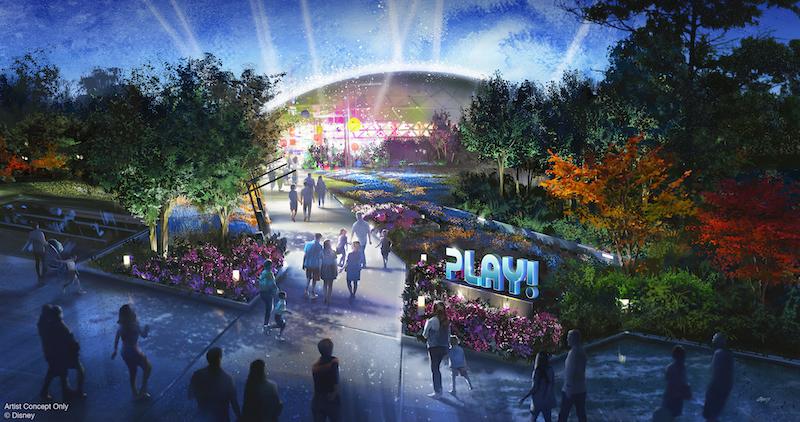 Novidades no Epcot da Disney Orlando: Play! Pavilion na World Discovery