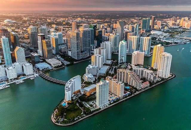 Remessas internacionais para Miami