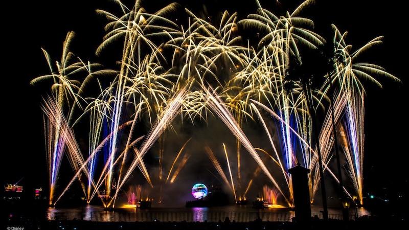 Parque Epcot da Disney Orlando: show HarmonioUS