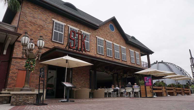 Melhores restaurantes para brunch na Disney Springs em Orlando: STK Orlando