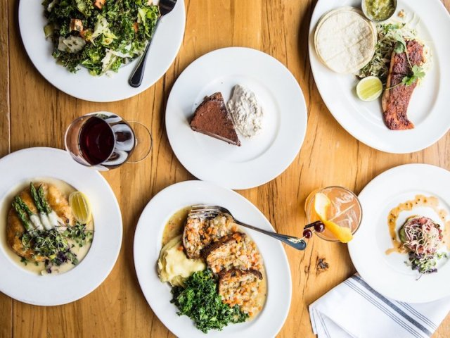 Restaurante Beatrix na Disney Springs em Orlando