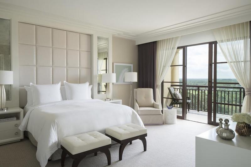 Quarto de hotel em Orlando