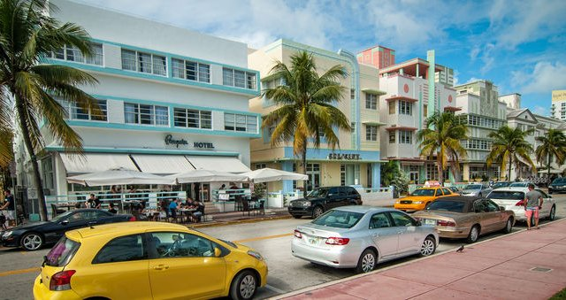 10 traços do Art Deco District em Miami