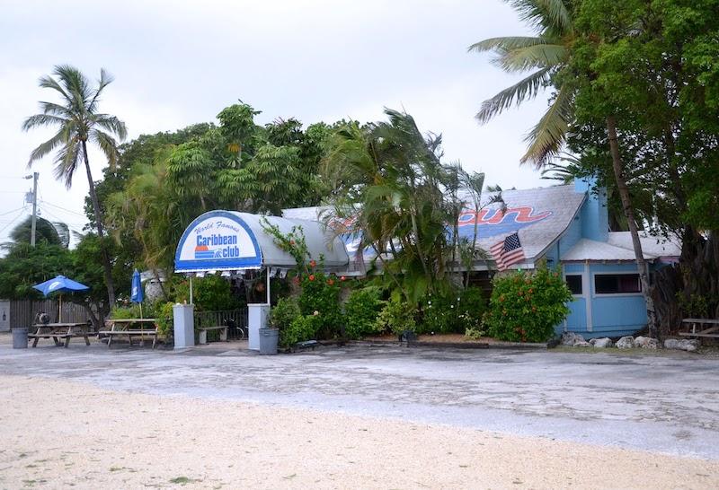 7 bares e casas noturnas em Florida Keys: Caribbean Club em Key Largo