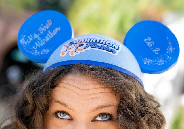 Surpresas para a Walt Disney World Marathon Weekend na Disney Springs Orlando: chapéu com orelha do Mickey