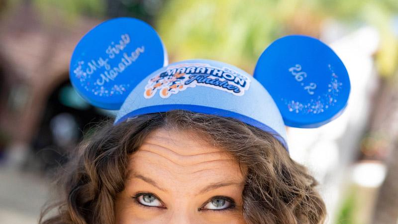 Surpresas para a Walt Disney World Marathon Weekend na Disney Springs Orlando: chapéu com orelha do Mickey