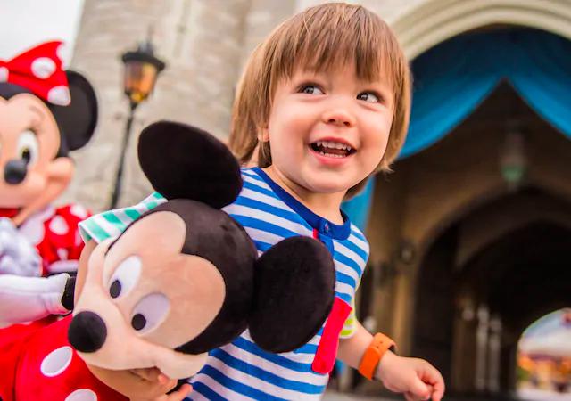 Disney Orlando para crianças