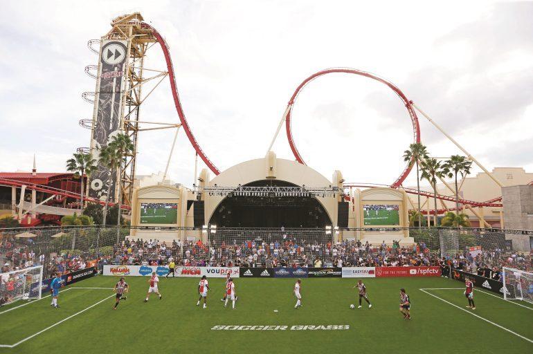 Florida Cup em Orlando em 2020: Fan Fest na Universal Orlando