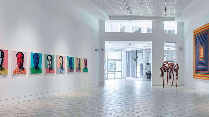 Lowe Art Museum em Miami: galeria de arte