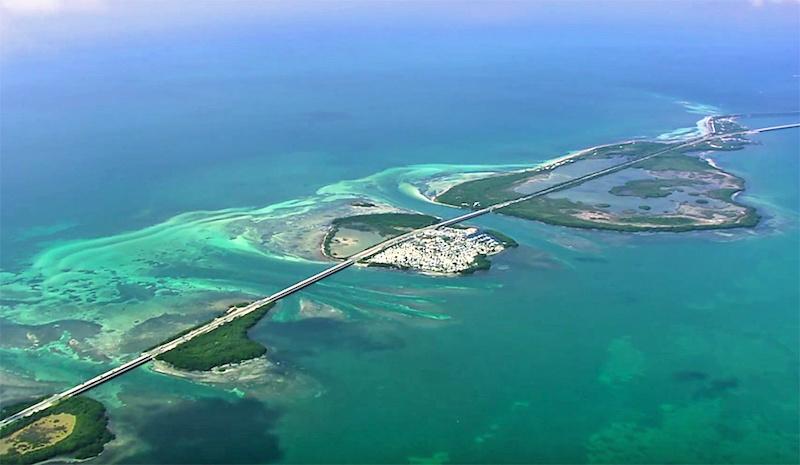 Florida Keys: ilhas