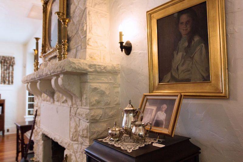Merrick House em Coral Gables: interior